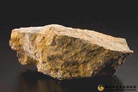 樹梅金礦矽化砂岩(黃)圖2