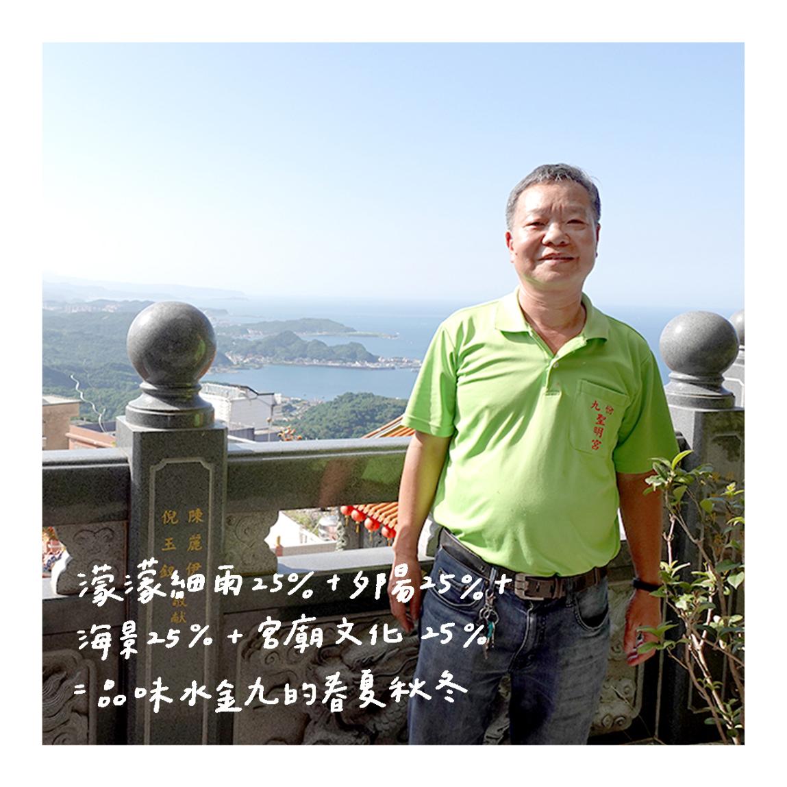 聖明宮總幹事 楊鴻忠