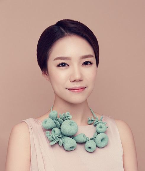 韓國金工美女藝術家 來臺分享國際經驗