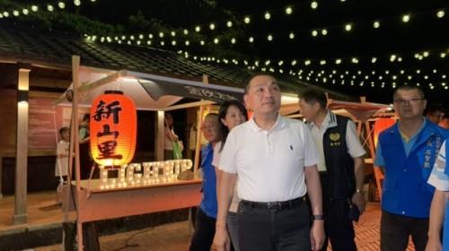 黃金博物館×在地達人 推出夜間磺火燈導覽 「蹦」出金瓜石夜經濟